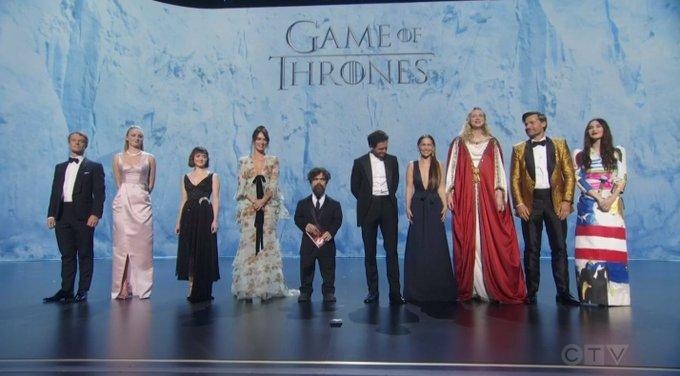 'Game of Thrones cast