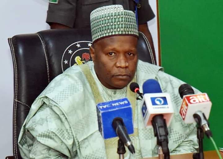 Gov. Inuwa Yahaya, Governor of Gombe State.