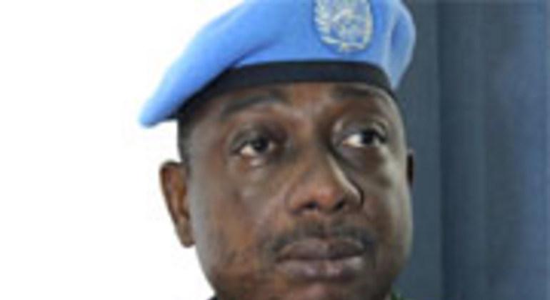 Lt. General Chikadibia Obiakor