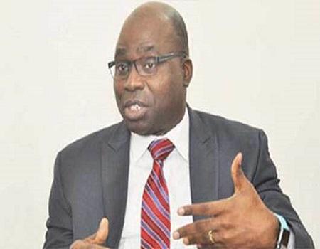 Professor Bolaji Owasanoye-ICPC Chairman: probes Justice Margaret Igbeta's N870m