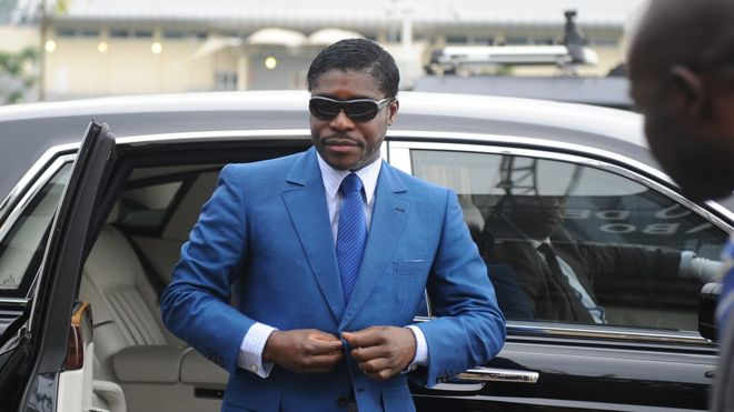 Equatorial Guinea's Teodoro Nguema Obiang Mangue: sanctioned in UK for lavish lifestyle