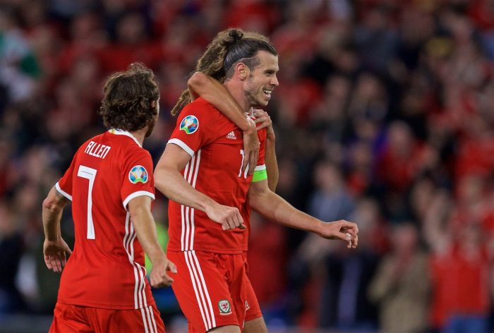 Wales will meet Denmark today at Euro 2020