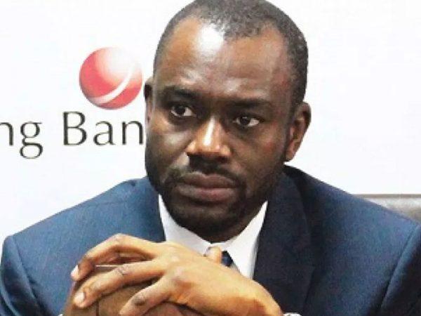 Abubakar Suleiman Sterling Bank CEO