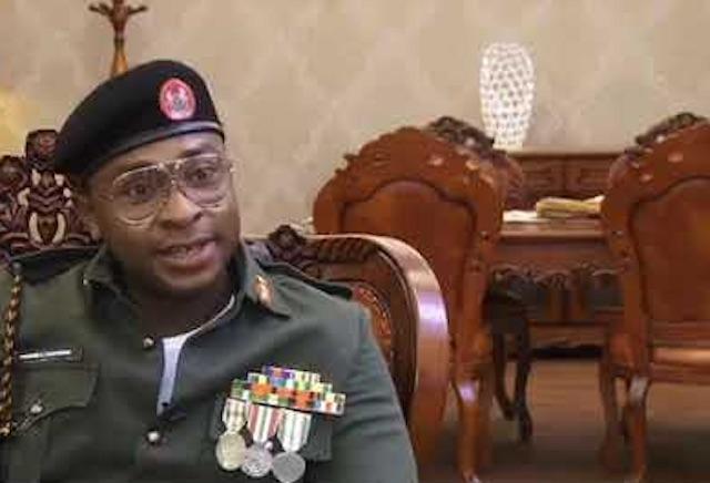 Enyinna Nwigwe: Played Babangida in Biopic Badamasi