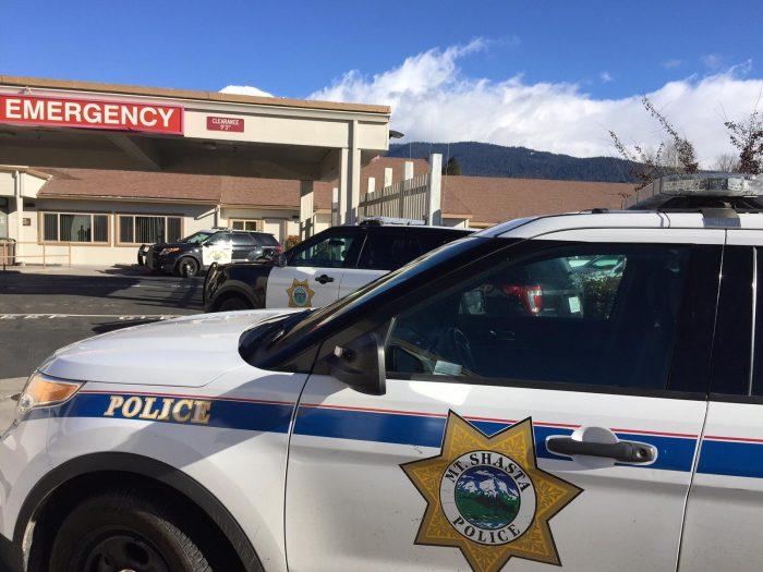 Mt Shasta Police Department
