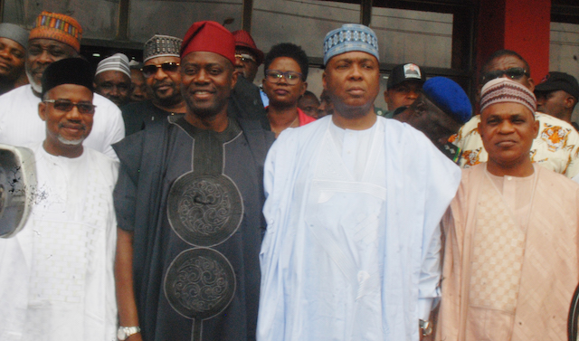 Pic.19.-PDP-inaugurates-committee-on-Kogi-and-Bayelsa-State-Governorship-election-in-Abuja