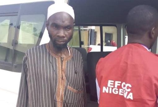 The fake whistleblower Abdullahi Tijjani