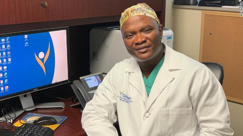 Trained by Nigeria, US based Nigerian neuro-surgeon returns home to help