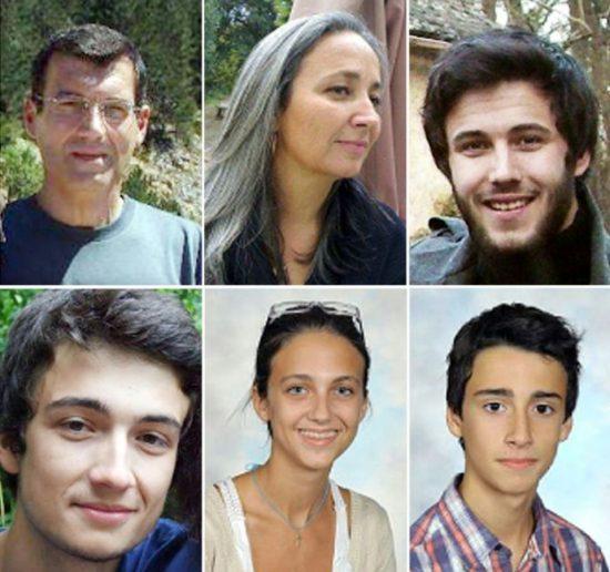 Xavier Dupont de Ligonnes and the family members he killed