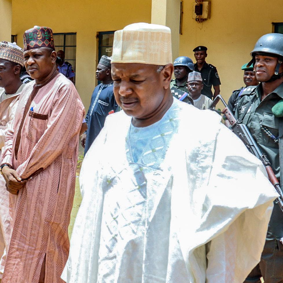 Governor Atiku Bagudu