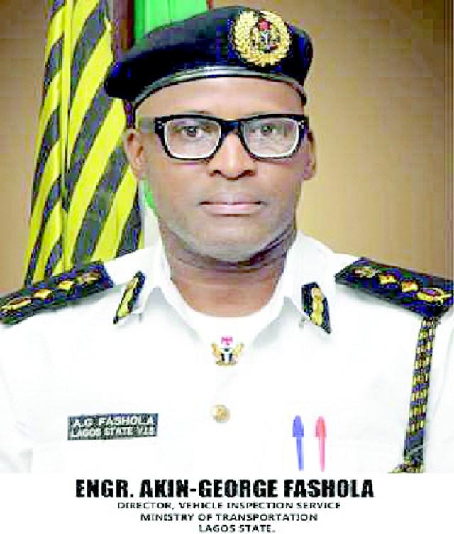 Mr Akin-George Fashola