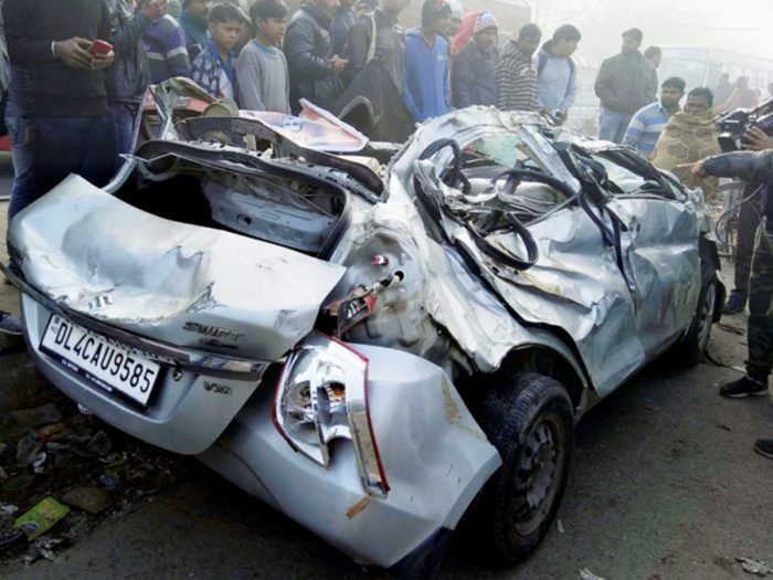 accident in Russia