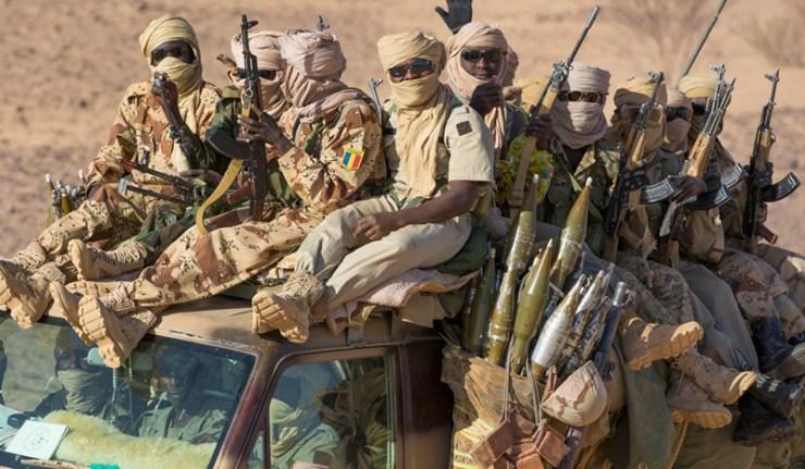 Chadian-Army