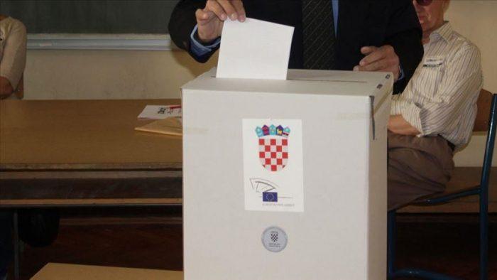 Croatia presidential election
