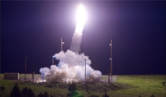 Iran launches missile against US at Al Asad and Erbil airbases