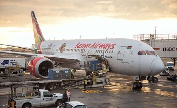 Kenya's aviation