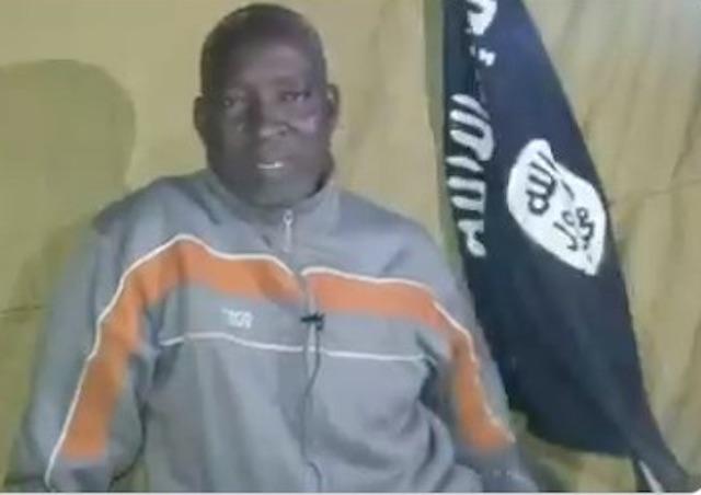 Lawan Andimi, killed by Boko Haram captors