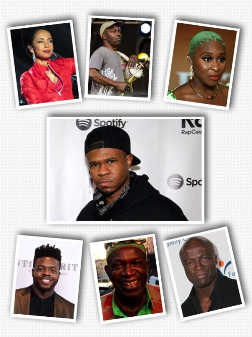 Nigerian Grammy Award winners