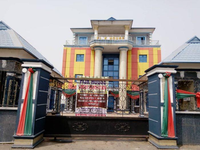 Oko Oloyun office