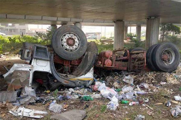 Otedola Bridge Accident