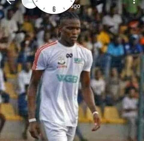Kaka Remo stars footballer