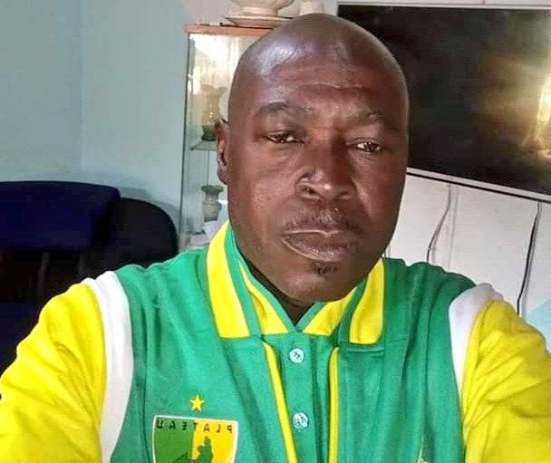 Audu Isah Pele: died on Wednesday