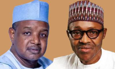 Bagudu and Buhari