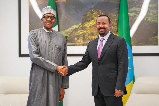 Buhari-and-Ethiopias-Prime-Minister-Abiy-Ahmed-