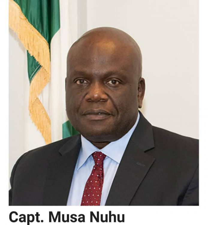 Captain Musa Nuhu