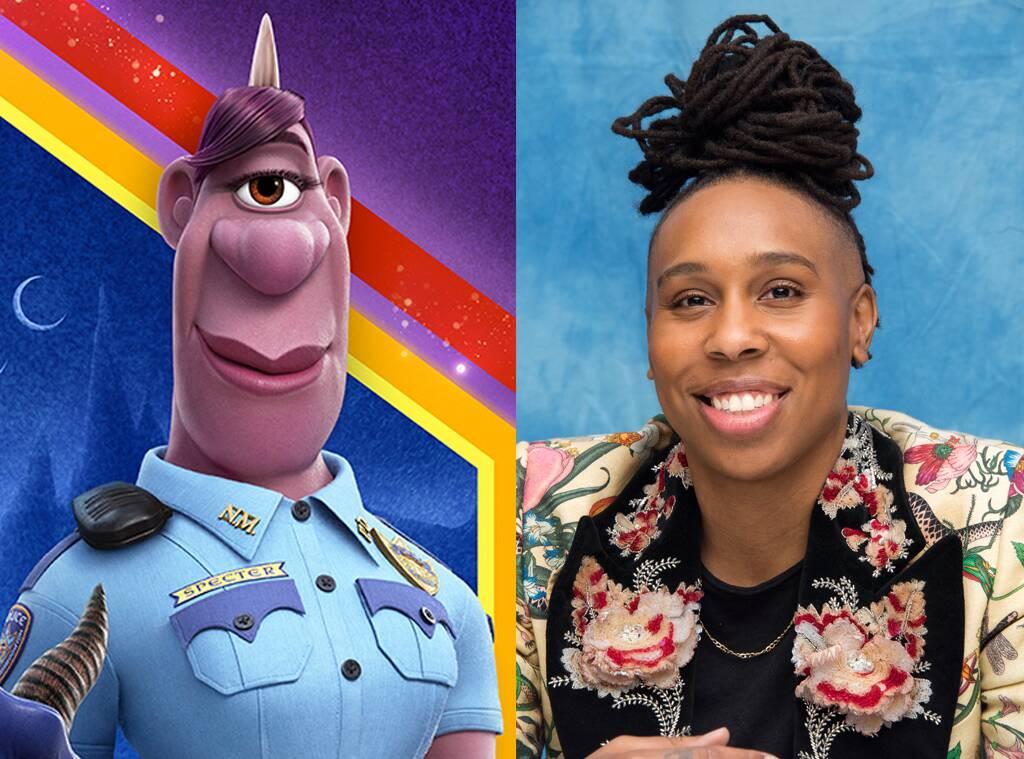 Disney's LGBTQ character
