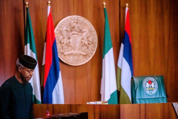 Osinbajo's FEC approves consultancy service to expand Abuja Kano into six lanes