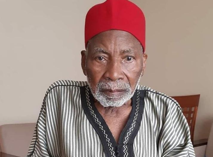 Late Ambassador Ado Sanusi