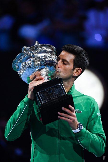 Novak Djokovic: wins record eighth Australian Open title