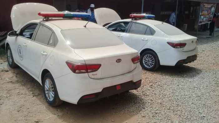New vehicles for Oyo State Road Transport Management Authority (OYRTMA)