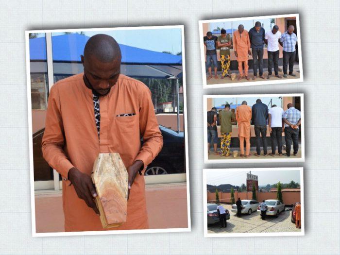 Ritualist Yahoo Yahoo boy held in Ibadan