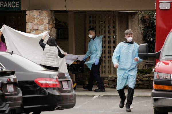 Six people now dead in the Washington State, in US of coronavirus