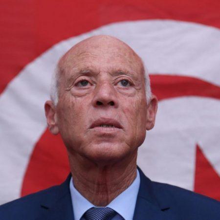 Tunisian President Kais Saïed begs banks to reduce interest rates
