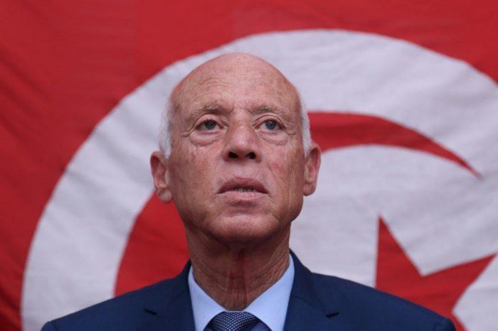 Tunisian President Kais Saïed stages coup against parliament