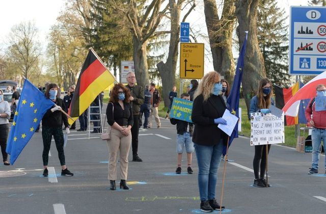 German-protest