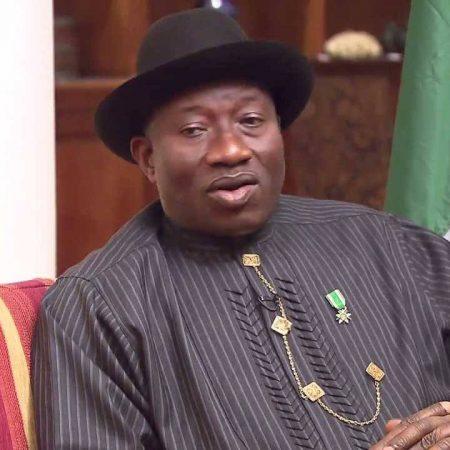 Former President. Goodluck Jonathan speaks on the use of power