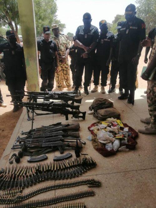 Nigerian Army special forces Buni Yadi Yobe state