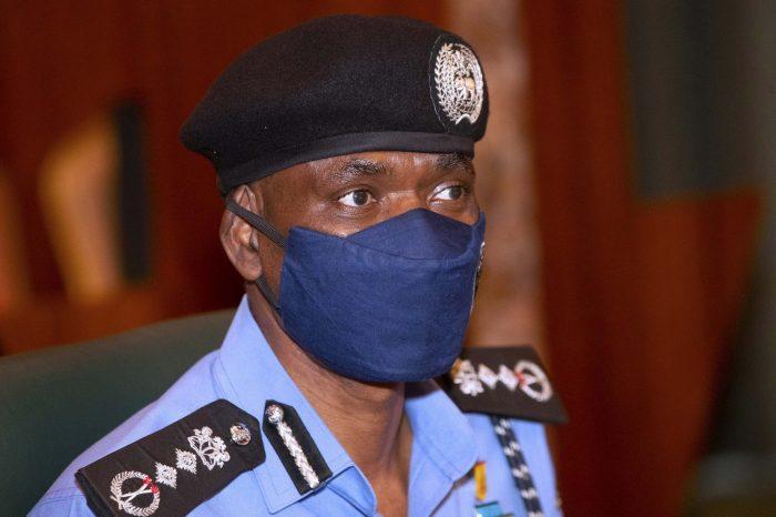 Police IG Mohammed Adamu