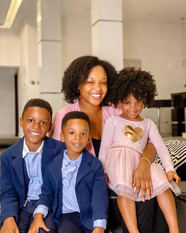 La réponse cash d'Anita à un internaute qui lui demande pourquoi elle n'ajoute pas Paul Okoye aux photos de famille