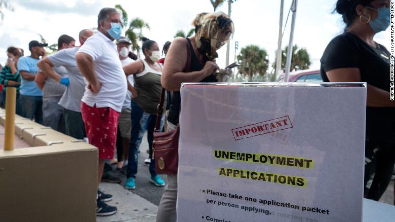 Jobless Americans hit 36.5million