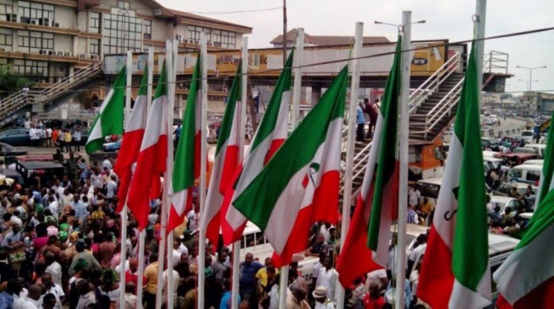 PDP Rally