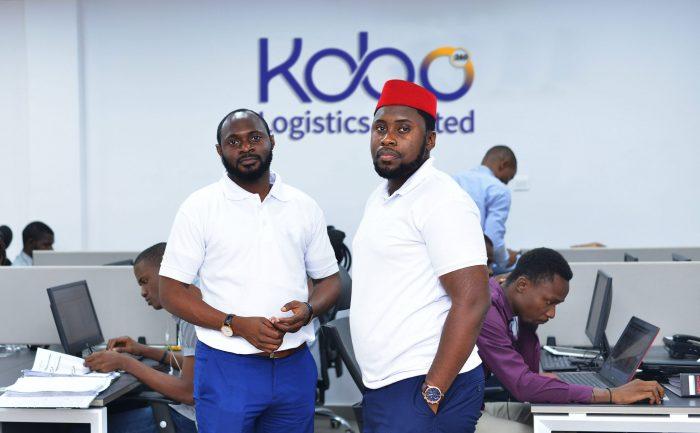 Obi Ozor & Ife Oyedele II – Kobo360 Co-founders