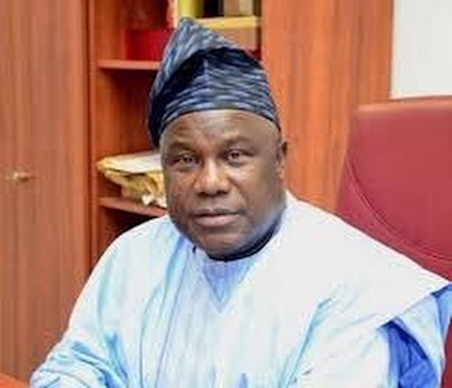 Senator Abdulfatai Buhari 2