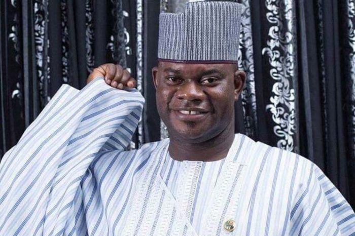 Yahaya bello: says ex-Governor Bola Ahmed Tinubu will support his 2023 presidential ambition