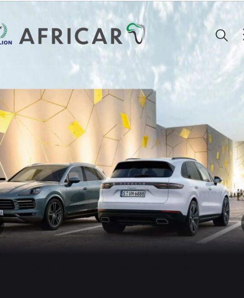 Stallionafricar homepage
