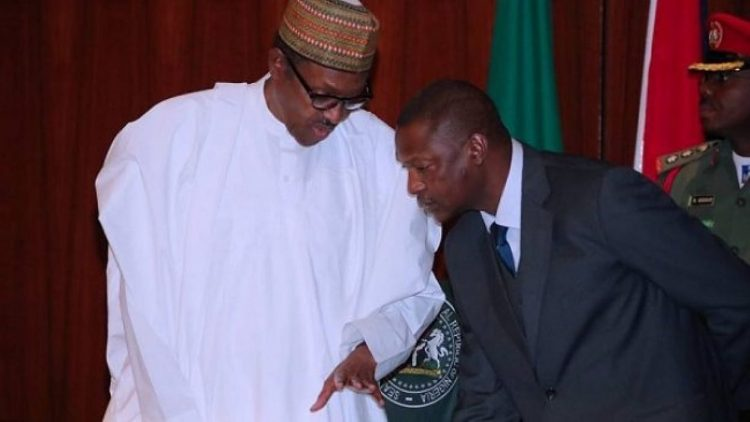 Buhari, Malami sued over 'plan to monitor WhatsApp messages'